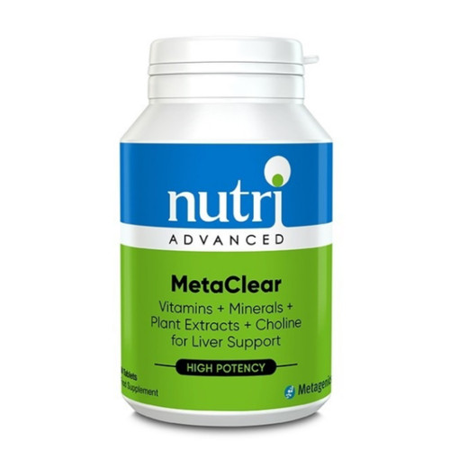 Nutri Advanced MetaClear - 60 tablets