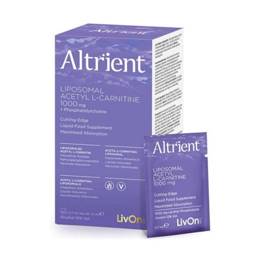 Altrient Liposomal Acetyl L-Carnitine (ALC) - 30 sachets