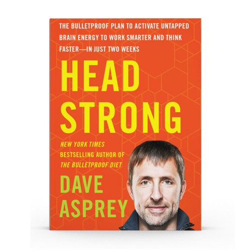 Head Strong Book - by Dave Asprey