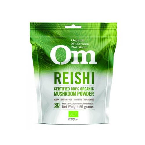 Om Organic Mushroom Nutrition Reishi - 60g