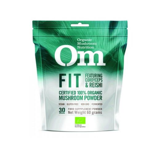 Om Organic Mushroom Nutrition Fit - 60g