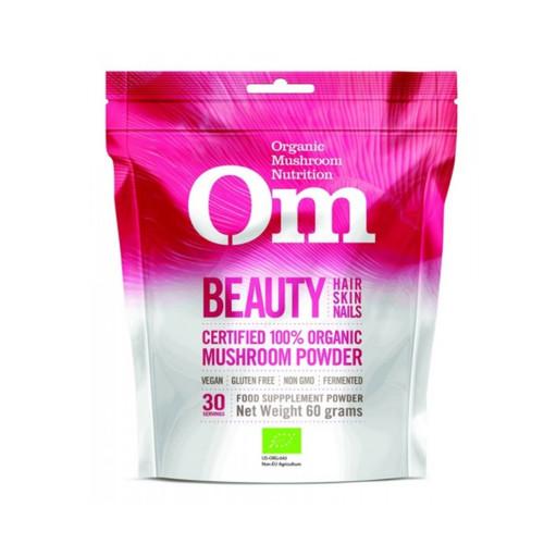 Om Organic Mushroom Nutrition Beauty - 60g