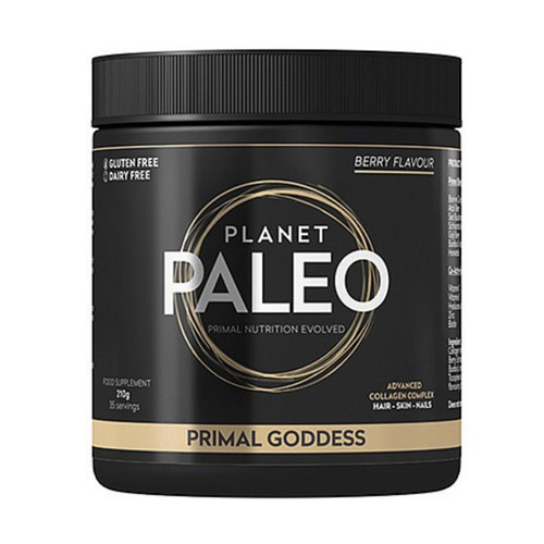 Planet Paleo Primal Goddess Collagen - 225g