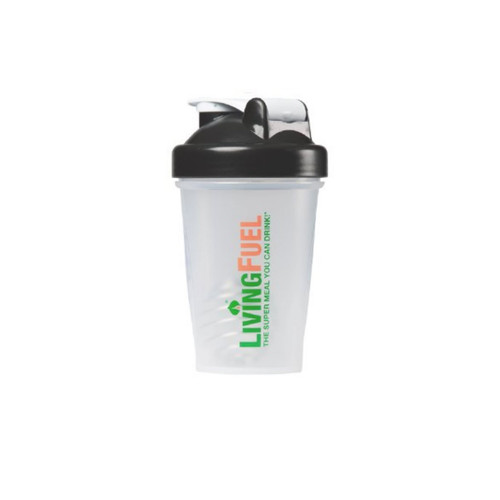 Living Fuel Blender Bottle Black - 568ml
