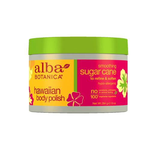 Alba Smoothing Sugar Cane Body Polish  - 284g