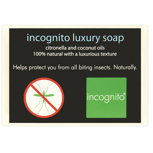 Incognito Luxury Soap - 100g