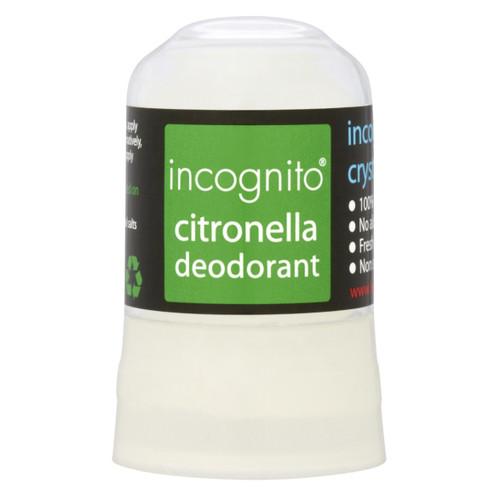 Incognito Citronella Deodorant - 60g