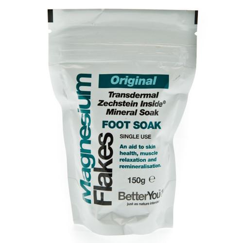 BetterYou Magnesium Flakes (Foot Soak) - 150g