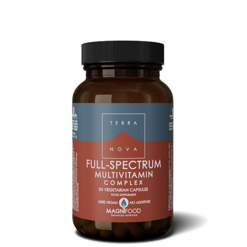 Terranova Full Spectrum Multivitamin Complex - 50 capsules