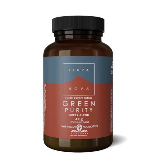 Terranova Green Purity Super-Blend - 40g