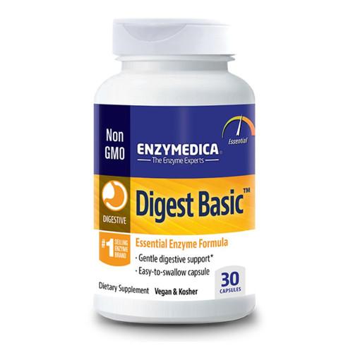 Enzymedica Digest Basic - 30 capsules