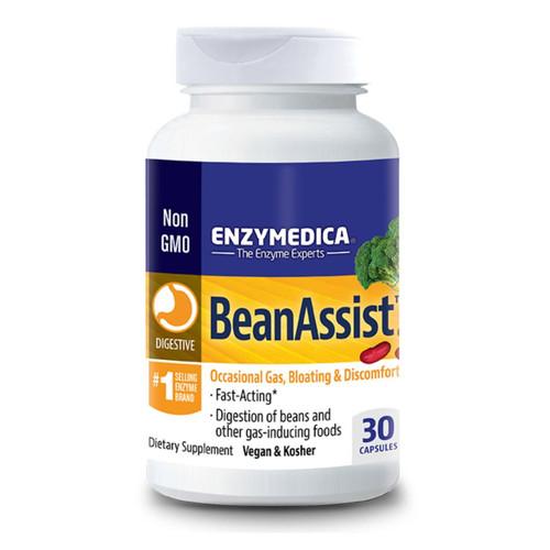 Enzymedica Bean Assist - 30 capsules