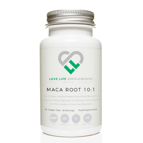 Love Life Supplements Maca Root Extract - 60 capsules