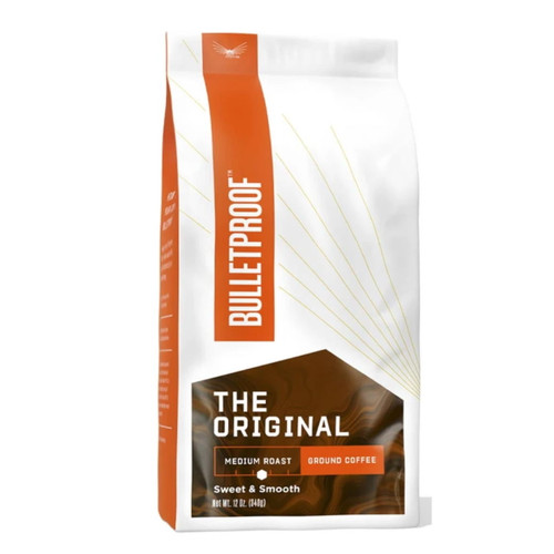 Bulletproof Upgraded Original Ground Coffee - 340g (12oz)