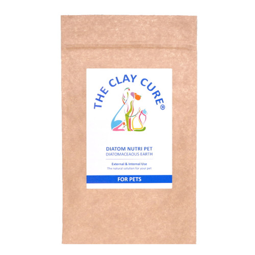 The Clay Cure Company Diatom Nutri Pet - 450g