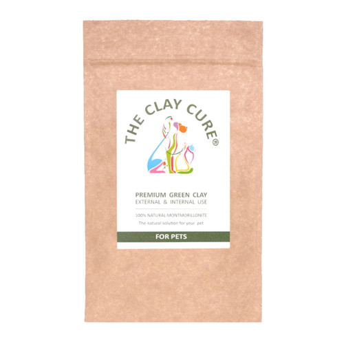 The Clay Cure Company Green Clay for Pets - 500g