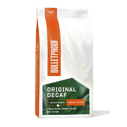 Bulletproof Upgraded Ground Decaf Coffee - 340g (12oz)