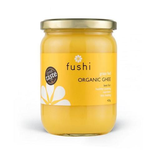 Fushi Organic Grass Fed Ghee - 420g