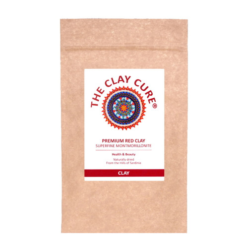 The Clay Cure Company Premium Red Clay - 250g
