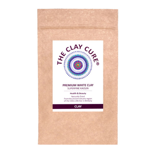 The Clay Cure Company Premium White Clay - 250g