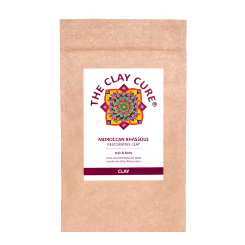 The Clay Cure Company Moroccan Rhassoul - 250g