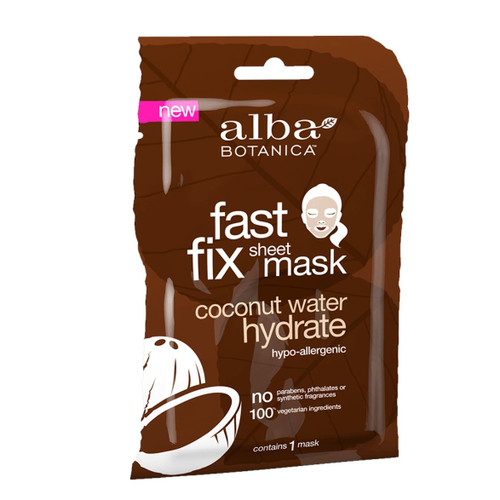 Alba Coconut Water Hydrating Sheet Face Mask