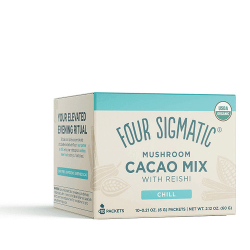 Four Sigmatic Powdered Cacao with Reishi Extract - 10 packets