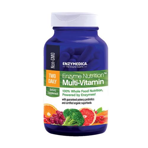 Enzymedica Enzyme Nutrition Multi-Vitamin - 60 capsules