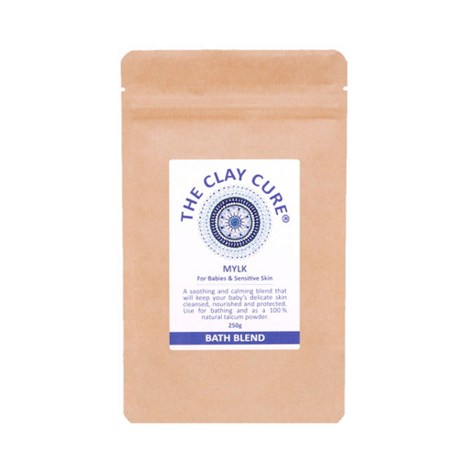 The Clay Cure Company MYLK Bath Blend - 250g