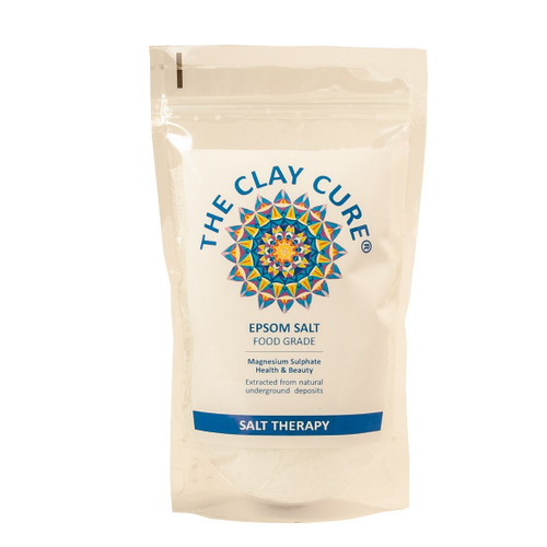 The Clay Cure Company Epsom Salt - 500g