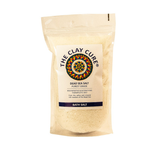 The Clay Cure Company Dead Sea Salt - 500g
