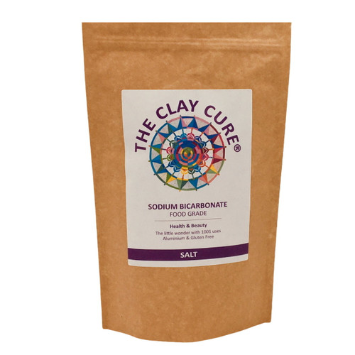 The Clay Cure Company Sodium Bicarbonate - 250g