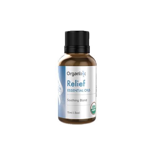 Organixx Essential Oil - Relief 15ml