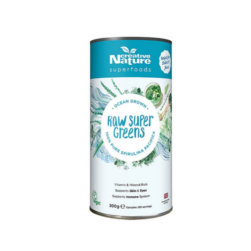 Creative Nature Pure Pacifica Spirulina Powder - 300g