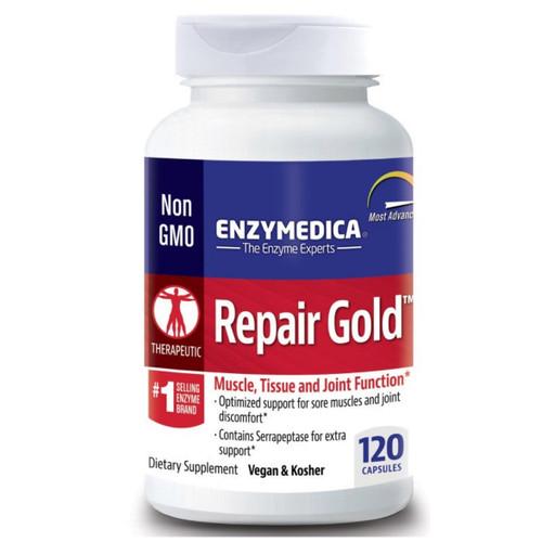 Enzymedica Repair Gold - 120 capsules