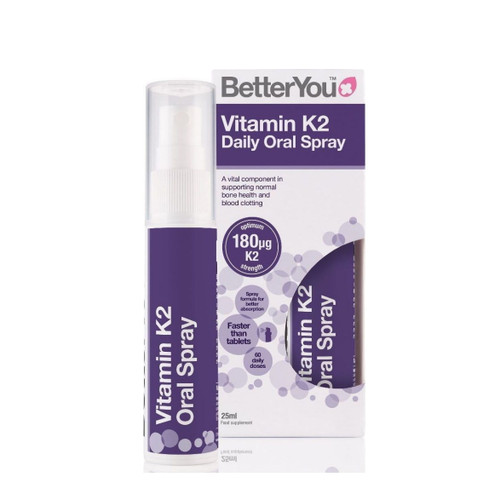 BetterYou Vitamin K2 Spray - 25ml