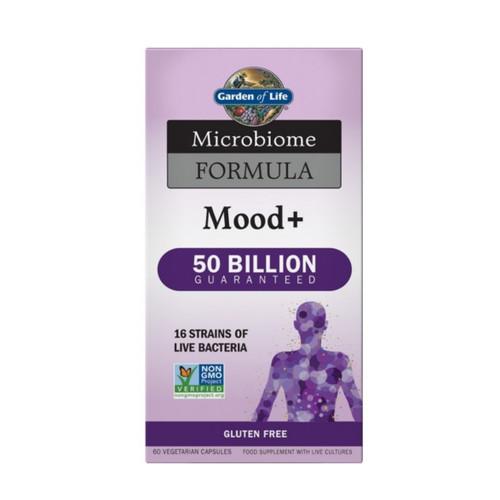 Garden of Life Microbiome Formula Mood+ - 60 capsules