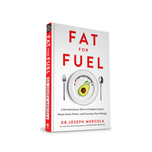Dr Mercola Fat for Fuel Book