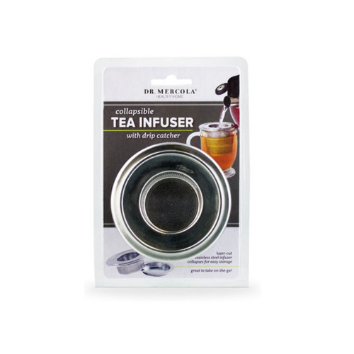 Dr Mercola Collapsible Tea Infuser