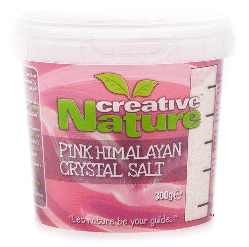 Creative Nature Himalayan Crystal Salt - 300g