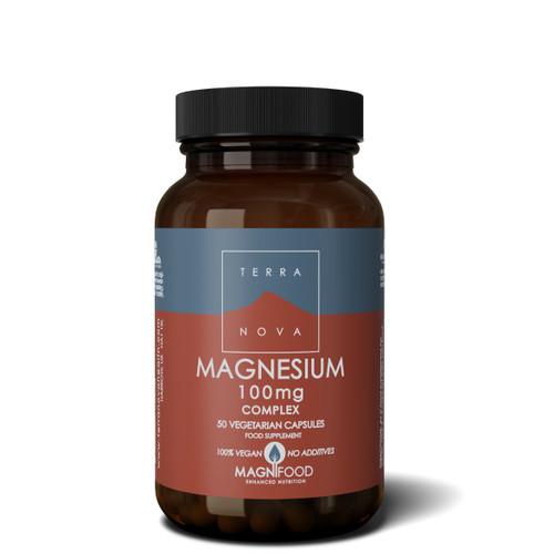 Terranova Magnesium Complex - 50 capsules