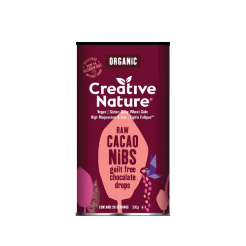 Creative Nature Organic Cacao Nibs - 300g