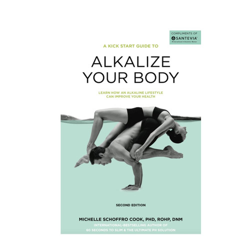Santevia A kick start to alkalise your body 2nd edition book