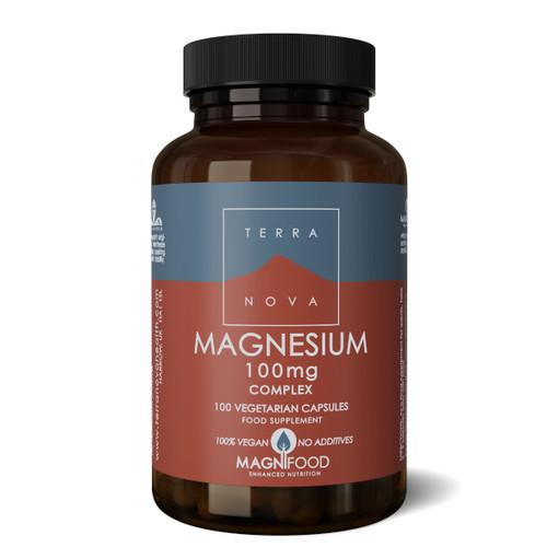 Terranova Magnesium Complex - 100 capsules
