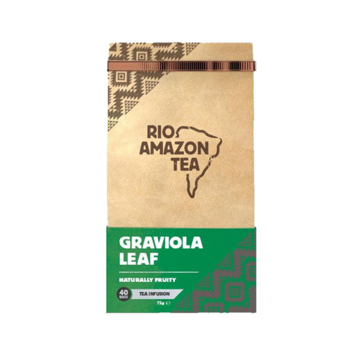 Rio Amazon Graviola (Soursop) Tea - 40 Bags