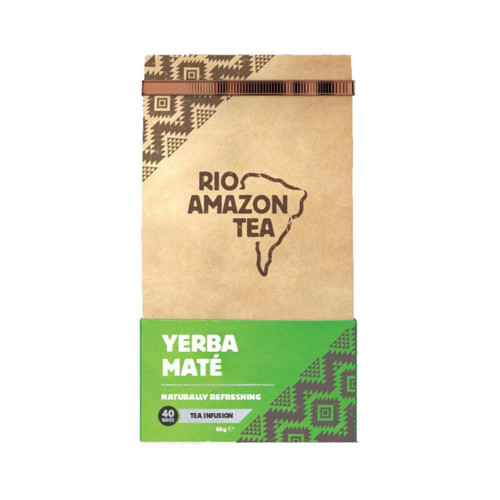 Rio Amazon Yerba Mate Tea - 40 Bags