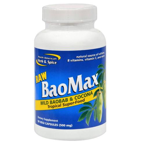North American Herb & Spice BaoMax - 90 capsules