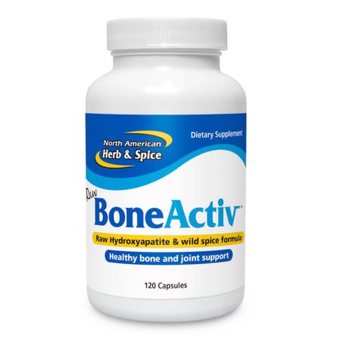 North American Herb & Spice BoneActiv - 120 capsules