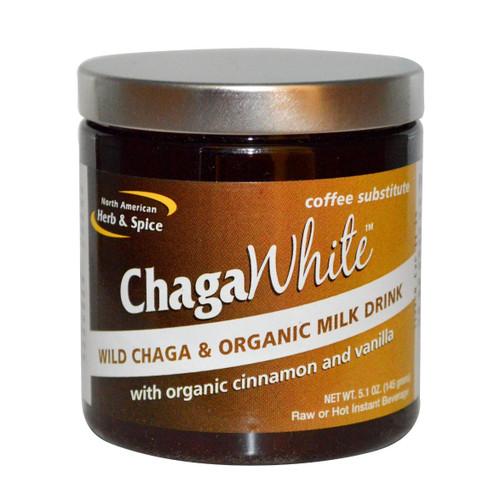 North American Herb & Spice Chaga White Tea - 90g