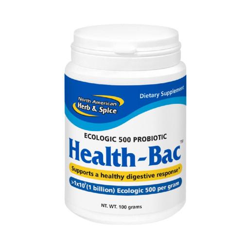 North American Herb & Spice Health-Bac - 100g